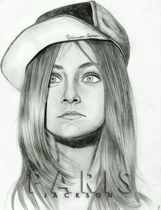 Paris Jackson por Patcha